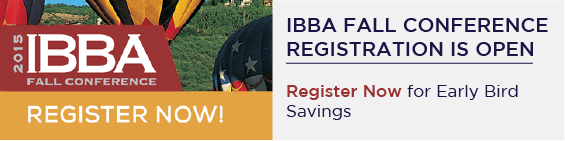 2015 IBBA Fall Conference