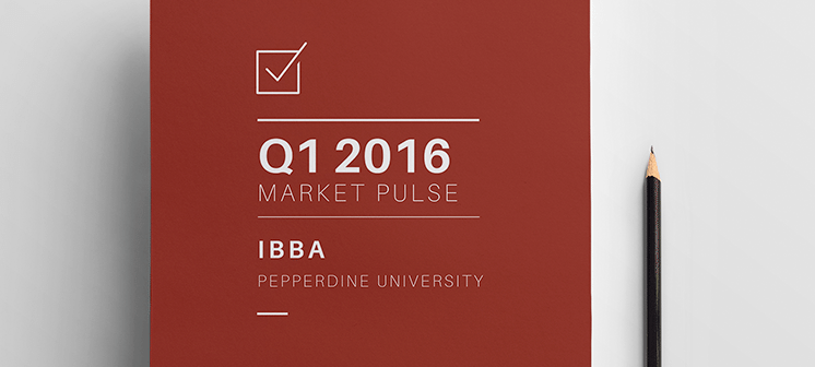 ibba market pulse q1 2016 report