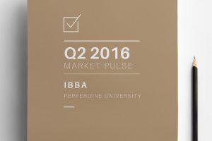 Q2 2016 Market Pulse