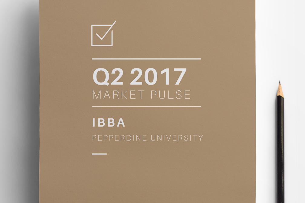 Q2 2017 Market Pulse