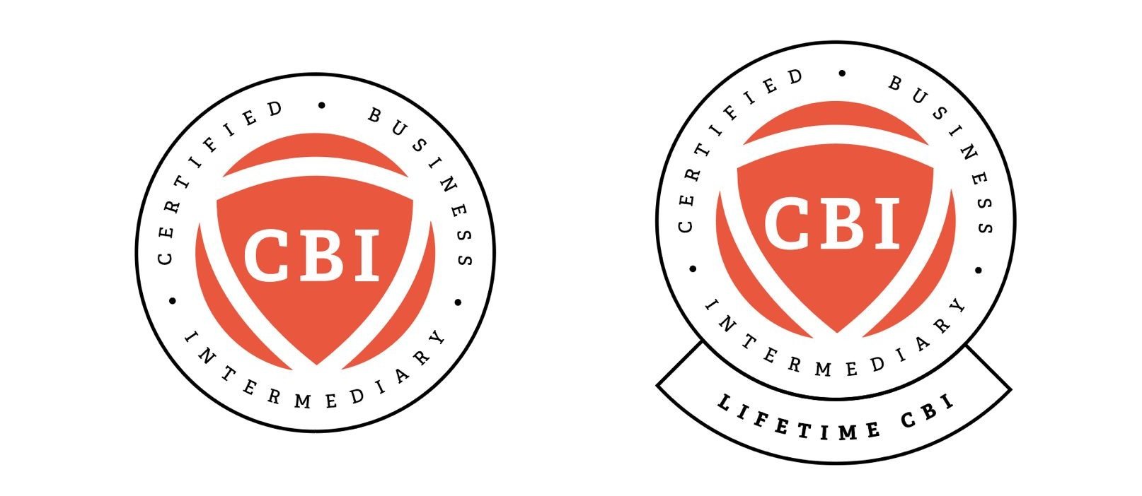 Certified Business Intermediary branding
