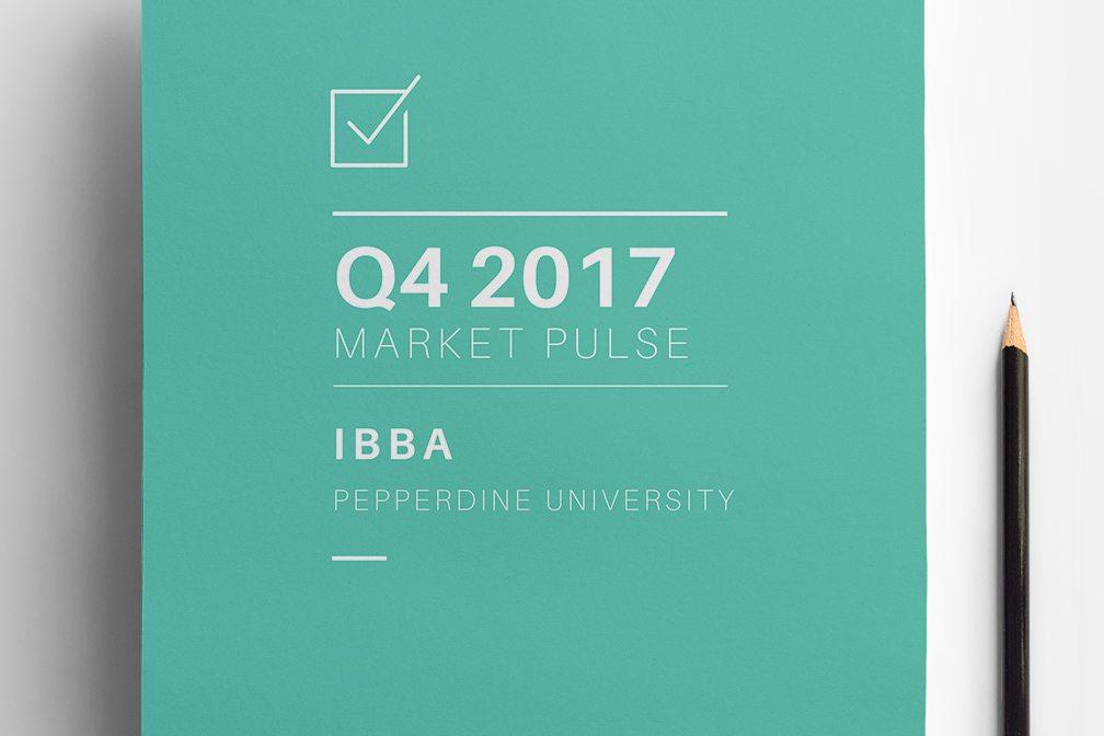 Q4 2017 Market Pulse