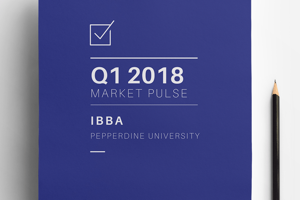 Q1 2018 market pulse report