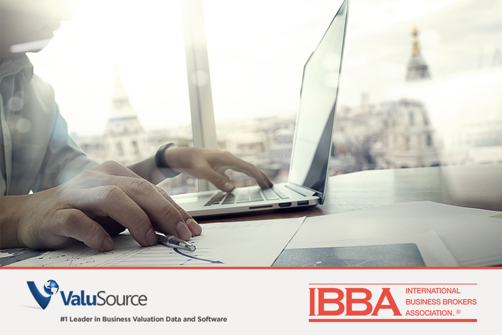 IBBA member using valusource data