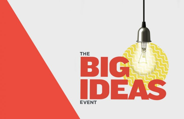 The Big Ideas Event cover