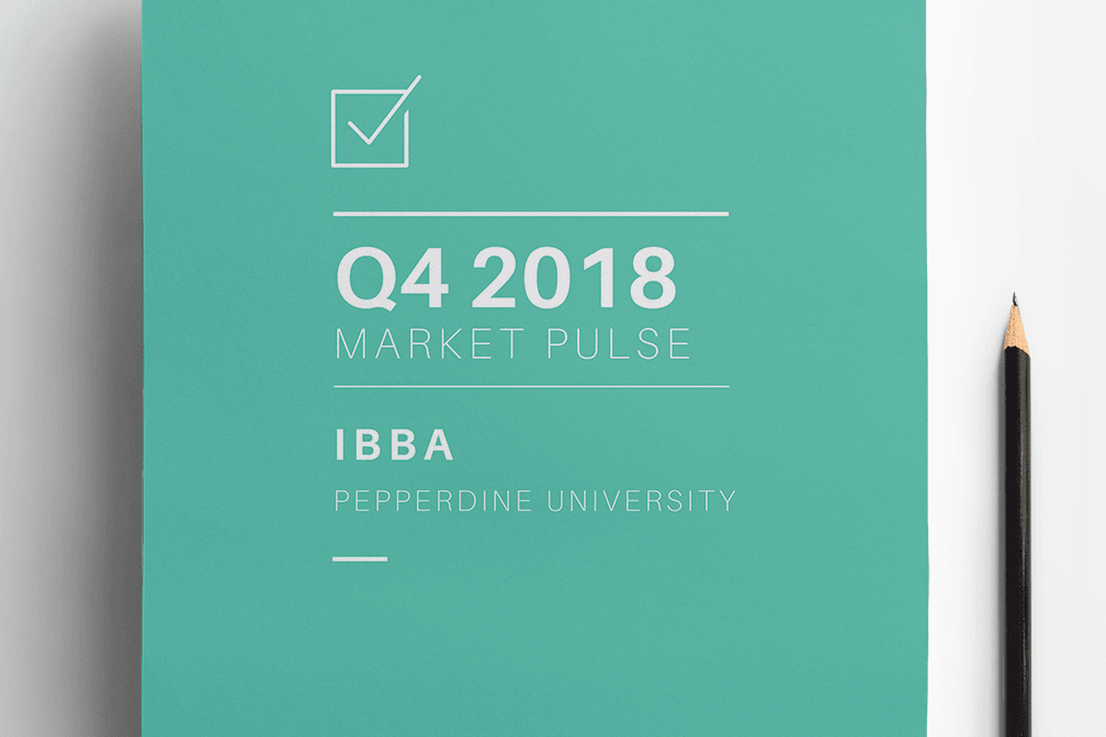 q4 2018 market pulse report cover