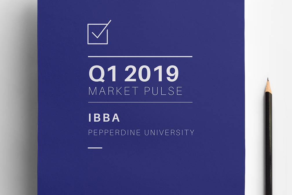 Q1 2019 market pulse report cover
