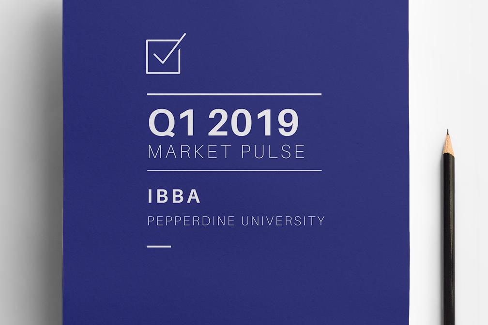 Q1 2019 market pulse report cover