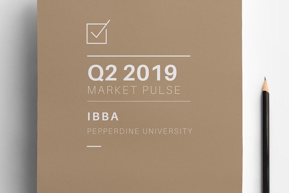 Q2 2019 market pulse report cover