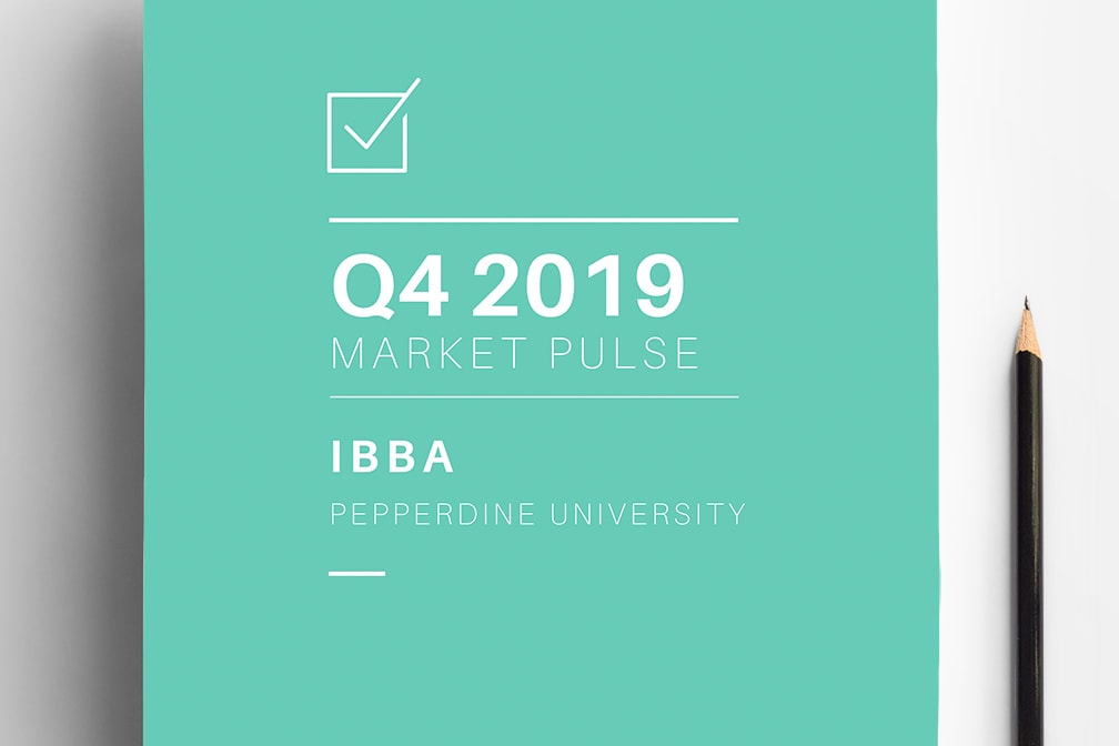 ibba q4 2019 market pulse cover