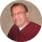 Mike Adhikari headshot