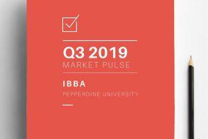 Q3 2019 Market Pulse cover