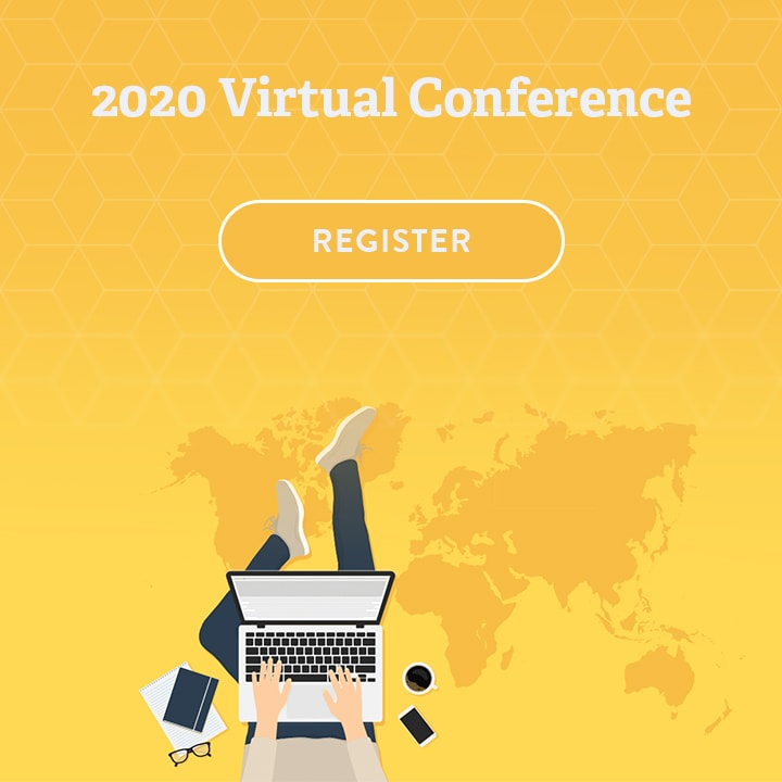 2020 virtual conference promotion