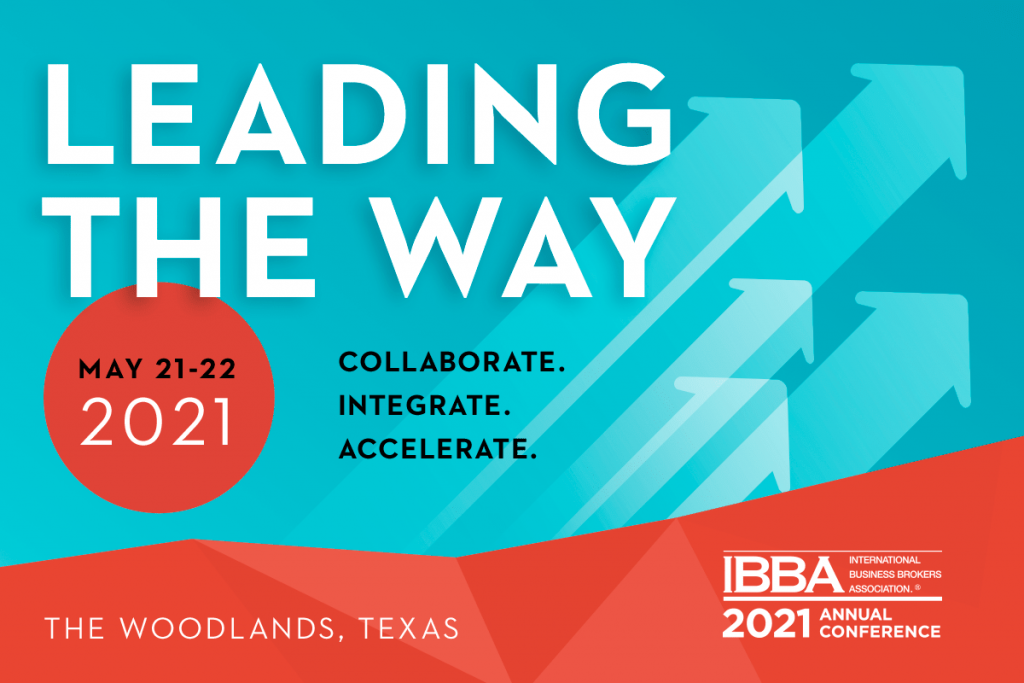 leading the way ibba 2021 conference graphic