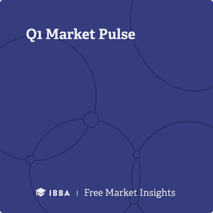 IBBA Q1 Market Pulse