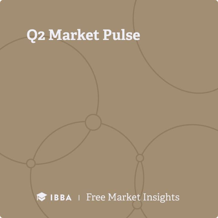IBBA Q2 Market Pulse