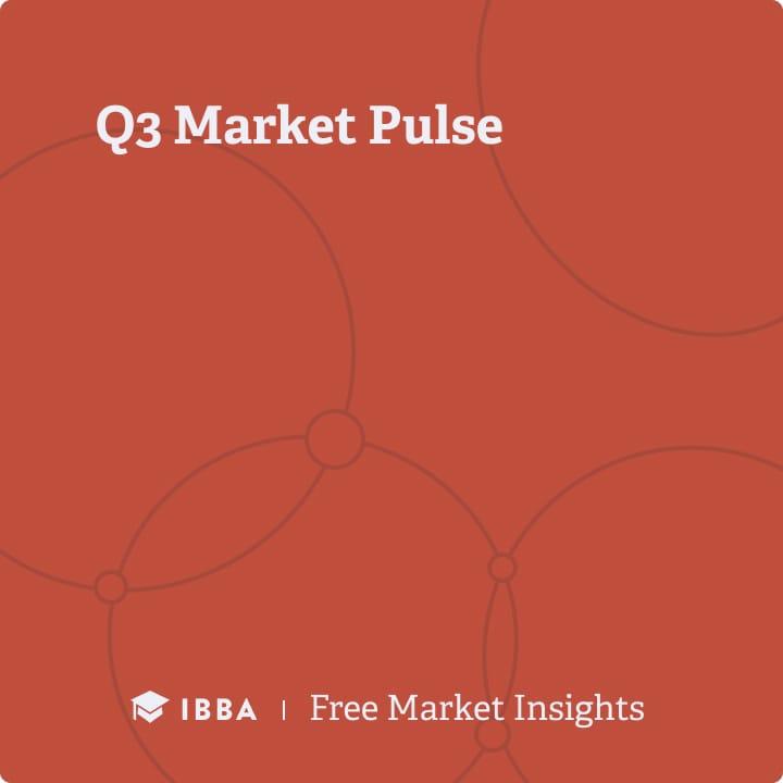 IBBA Q3 Market Pulse