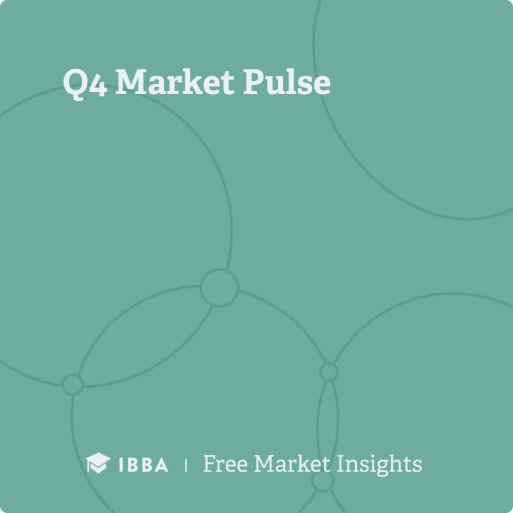 IBBA Q4 Market Pulse