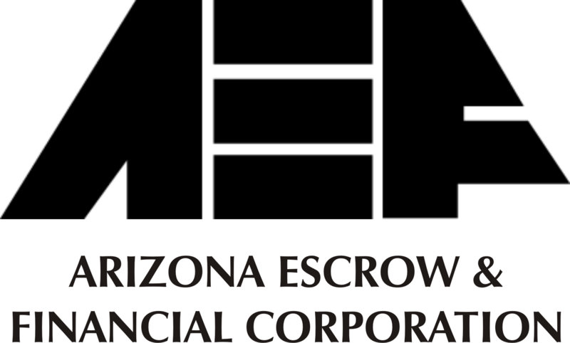 arizona escrow and financial corporation branding