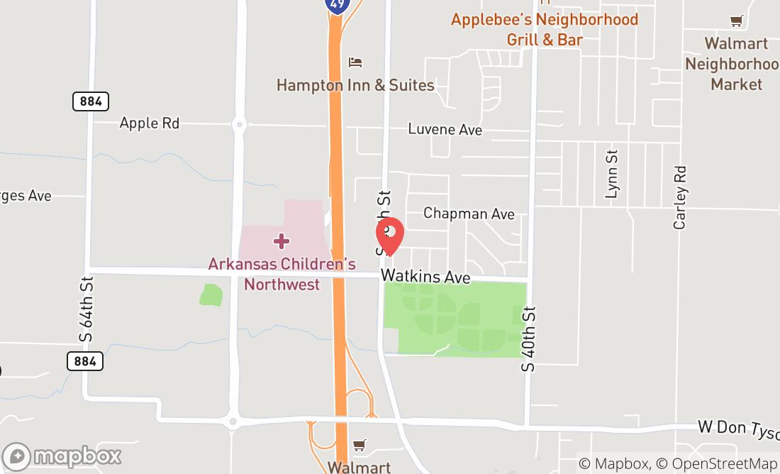 Carl Grimes location