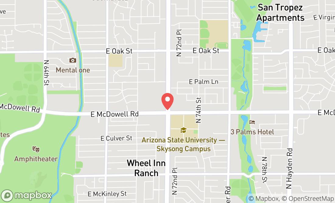 Conrad Greene location