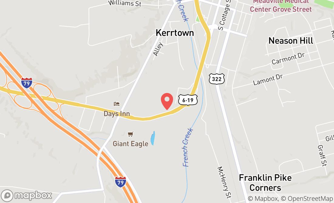 Larry Price location
